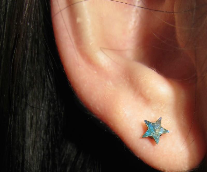 earrings editing