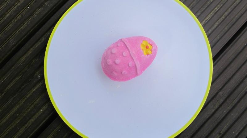 pink egg edit