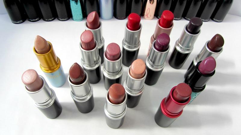 mac lipsticks edit
